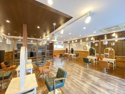 アグ ヘアー アビー古川2号店(Agu hair abbey)の写真