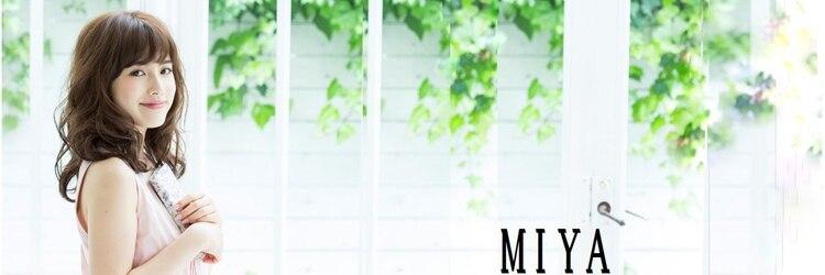ヘアーアンドカラー ミヤ 桑園駅前店(hair & color MIYA)のサロンヘッダー