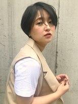 レア 渋谷(Le'a)Le'a 和田茉佑子 【小顔かわいいシンプルショート】