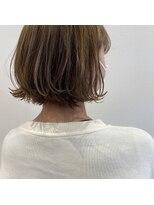 ルーチェ ヘアーデザイン(Luce.hair.design)透明感カラー×タンバルモリ
