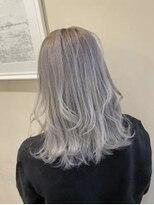 オーブ ヘアー クレーン 鶴岡店(AUBE HAIR crane)【AUBE HAIR】ホワイトグレージュ