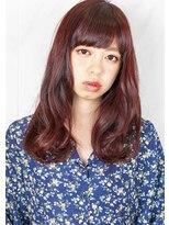 ヘアサロン ガリカ 表参道(hair salon Gallica)☆ ツヤ × ラベンダーグレージュ ☆ 小顔ひし形シルエット ☆