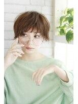 美髪デジタルパーマ/バレイヤージュノーブル/クラシカルロブ/612