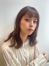 ディフィー 梅田(Defi)ふんわりヘア☆