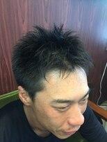 ヘアーサロン イシマル(Hair Salon ISHIMARU)さわやかベリーショート