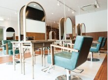 アグ ヘアー リップ 札幌2号店(Agu hair lip)の雰囲気(こだわり抜かれた空間。ゆったり寛げる。贅沢なサロンtime。)