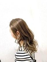 ヘアーフラッグ 成増店(hair flag)志田 奈々