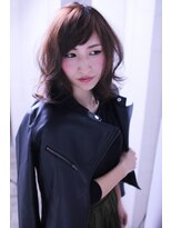 【Wish Hair】吉高由里子風カールミディ