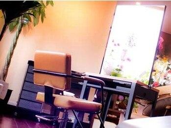 """カペリダンジェロ(Capelli d'angelo)の写真/【まるで""""貴方のためだけのプライベート空間""""】ゲストにとって上質なサロンタイムを。"""