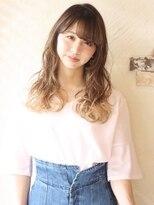 ソース ヘア アトリエ(Source hair atelier)【Source】カジュアルラフロングレイヤー