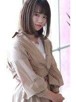 【Creo】3Dピンクベージュ#デザインカラー#タンバルモリ#前髪