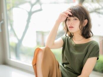 エル トウキョウ(ELLE tokyo)の写真/植物成分配合のオーガニックカラーで髪・頭皮への負担を軽減!ダメージレスでキレイな発色&艶めく髪へ<十条>