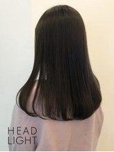 フローレス バイ ヘッドライト 三鷹店(hair flores by HEADLIGHT)ツヤ髪×ストレート_SP20210306