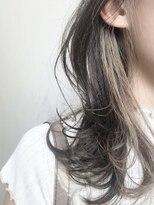 アレッタ ヘア オブジェ(ALETTA HAIR objet)耳まわりのさりげないおしゃれ☆インナーカラー【岡田孝大】