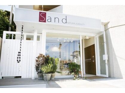 サンドナチュラルアンドビューティー(Sand NATURAL&BEAUTY)の写真