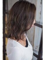 リタへアーズ(RITA Hairs)[RITA Hairs]極細ハイライトxシアーベージュ♪お客様style