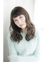 小顔グラデーションカラーバターブランジュ美髪ダブルバング/226
