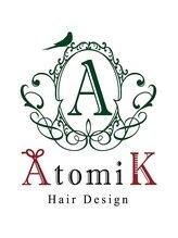 AtomiK『施術』のこだわり・・・
