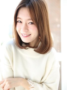 """アグ ヘアー フロート京都駅前店(Agu hair float)""""ナチュラル×可愛い""""モテミディ☆"""