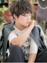 *+COVER HAIR+*…黒髪★ボーイッシュショートc