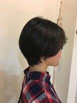 バース ヘアデザイン(Birth hair design)黄金バランス ショートボブ