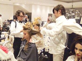 クールドセリエ 新宿南口店(Coeur de cellier)の写真/『スーパービューティ2018セット部門』を始め、コンテストでも上位入賞実績のある実力派サロン!