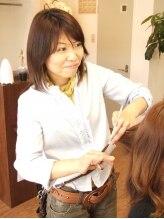 ブリリアント ヘアー アトリエ(brilliant hair atelier)福山 操