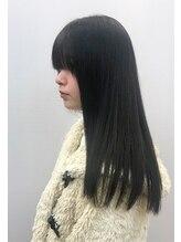 ヘアーメイク ディーエス(hair make D.S.)ツヤツヤストレートロング