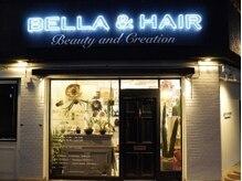 ベラアンドヘア(BELLA&HAIR)