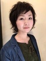 コレット ヘアー 大通(Colette hair)ショートウルフ☆