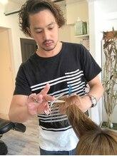 ラグ(RAG hair &nail)森下 法生