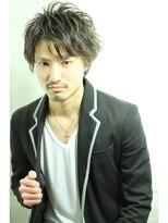 【affect】ニュアンスパーマ・束感ショート
