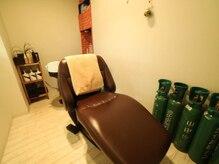 美容室 ココ(COCO)の雰囲気(個室のシャンプーブースもあり、よりゆったりできます☆)