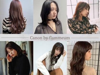 カノン バイ フラミューム 恵比寿(Canon by flammeum)の写真