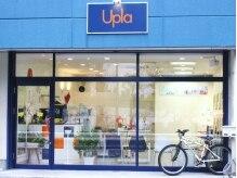 美容室 ウプラ(Upla)の雰囲気(大垣駅北口より、お車で21号線を直進10分。中川小学校東向い)