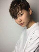 クリアーオブヘアー 栄南店(CLEAR of hair)【CLEAR】セミウェットマッシュショート