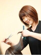 キャリコヘアーワークス(CALICO Hair Works)富 未賀