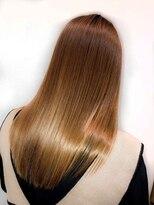 テクライズ髪質改善トリートメント 名駅美容院テクライズ 酸性縮毛矯正