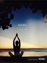 雑誌でも取り上げられる、今注目のヘッドスパ 【MAiBU(マイブ)】。