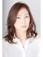 チアーズ フォー ヘアー 志木店(CHEERS for hair)バングレスゆるカール2