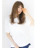 ログヘアー 大塚北口店(L.O.G hair)カジュアルフレアーロング【大塚/池袋/新大塚】