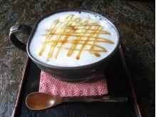 アサンタ サナ(Asante sana)の雰囲気(施術中の待ち時間は「おもてなしカフェ」で♪キャラマキ ¥90♪)