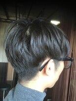 【HAIR N+】メンズヘア