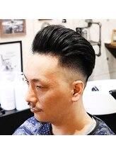 グルーミングヘアー イッサ(Grooming Hair ISSA)Slick back