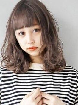 ヘアサロンガリカアオヤマ(hair salon Gallica aoyama)の写真/『ノンスタイリングでOK』髪質・骨格を活かす カットで、乾かすだけで思い通りに☆