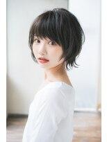 アンアミ オモテサンドウ(Un ami omotesando)【Un ami】《増永剛大》家でも簡単、外ハネショートボブ