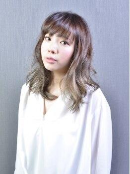 リームヘアー(Lieam hair)の写真/◇Wカラー◇デザイン性の高い深みのあるカラーで、一味違うスタイルをご提供☆オシャレレベルをさらにUP◎