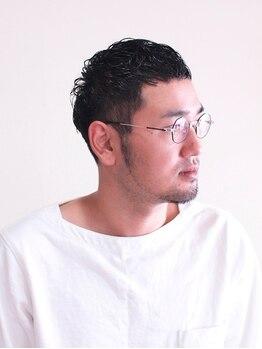 ニコ(Nico.)の写真/[8周年/期間限定カット40%OFFクーポン]最新スキャルプケアMENUで頭皮ケア!清潔感のある爽やかメンズカット