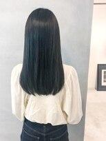 オフヘアショップ(OFF HAIRSHOP)OFF/guest hair BLUE BLACK