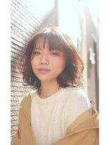 ヘアーメイクミキ 上野本店(hair make MIKI)外ハネボブ